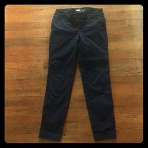 Old Navy Pixie blue pant